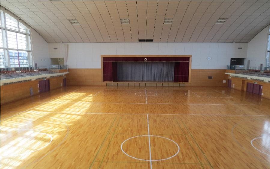 体育館(中山町総合体育館)スポーツ施設